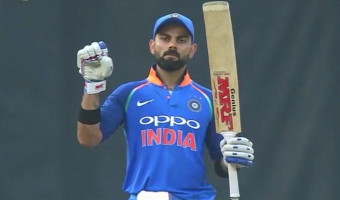 IND vs WI 2nd ODI Highlights,कोहली के विराट पारी  पर भारी पड़ा होप का नाबाद शतक, मैच हुआ टाई