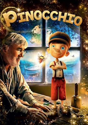 Pinocchio 2015 DVDR R4 NTSC Latino