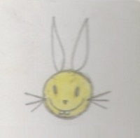 Lapin smiley
