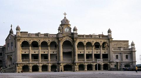 मसूरी का सेंट जार्ज कॉलेज