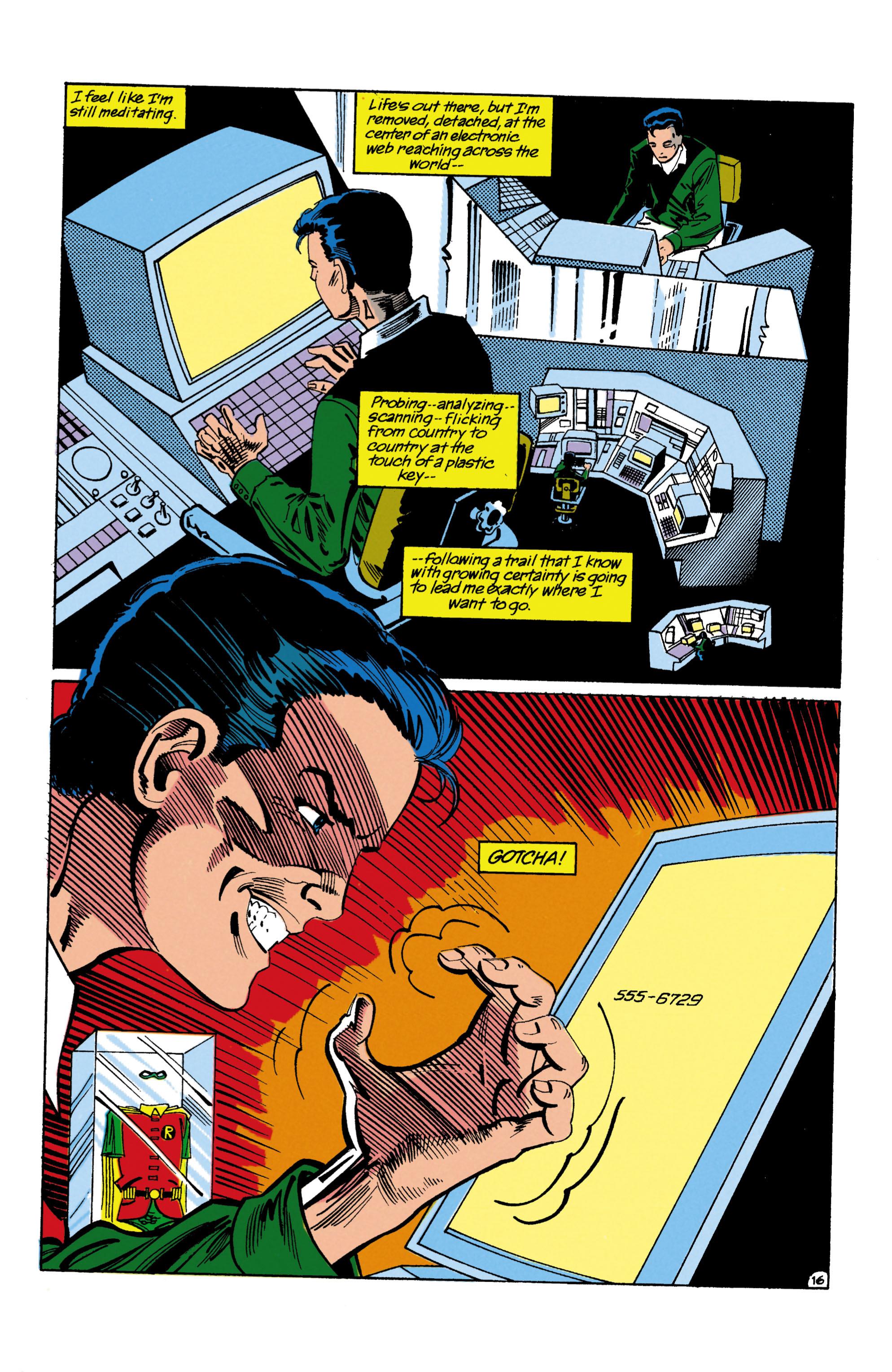 Detective Comics (1937) 620 Page 16