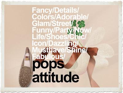 manifesto ballerine pops