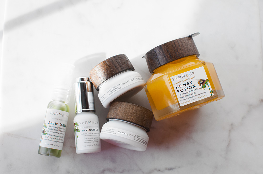 farmacy beauty, farmacy skincare, green skincare, green beauty, green skincare sephora, farmacy honey mask, honey mask,