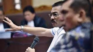 Pengakuan  Ikrar Gamawan Fauzi Bikin Merinding... Jika Tidak Bersalah Ngaku Siap Dihukum Mati