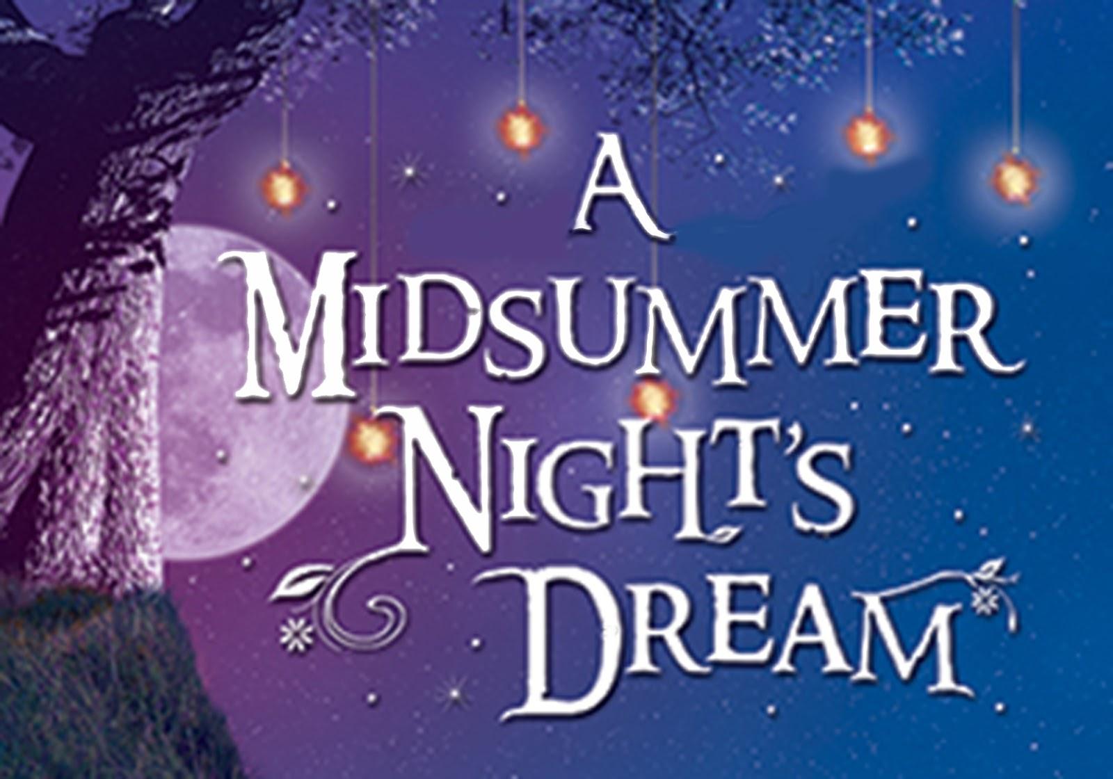 A midsummer nights dream essay