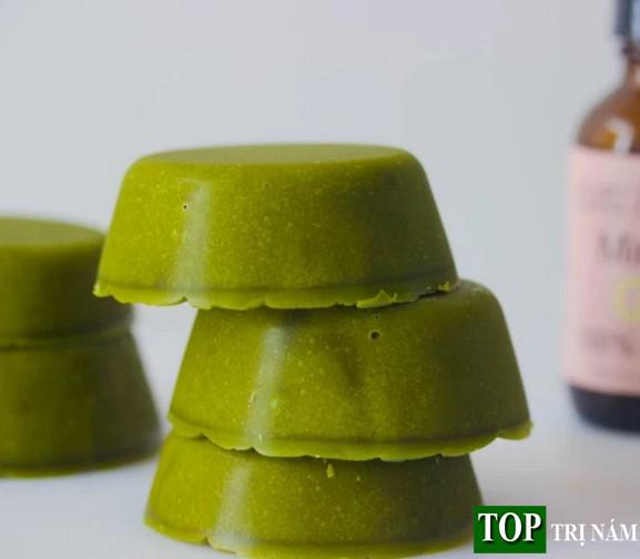 """DIY: Cách làm kem tẩy tế bào chết bằng Trà Xanh """"chống lão hóa"""""""