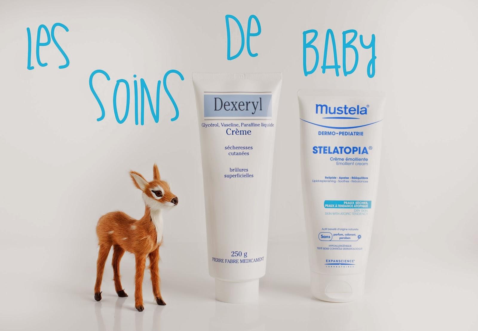 creme dexeryl pour bebe
