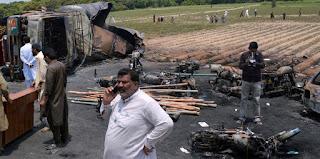 مقتل أكثر من 148 باكستانيًا بسبب سيجارة واحدة صباح العيد