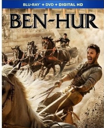 Ben Hur 2016 Dual Audio 720p BRRip 600mb HEVC x265