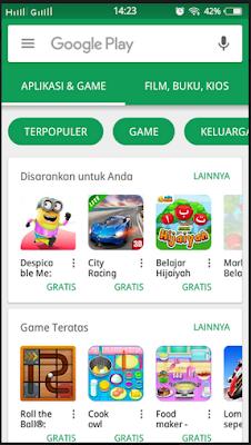 Cara Menginstal Aplikasi Android