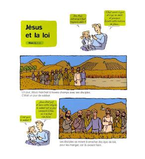 jesus et la loi