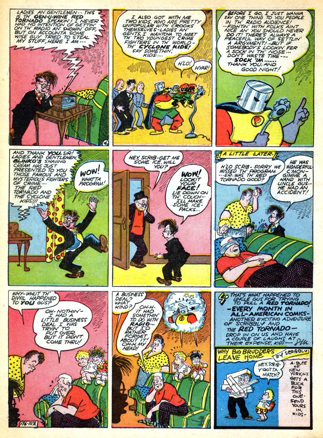 Read online All-American Comics (1939) comic -  Issue #28 - 16