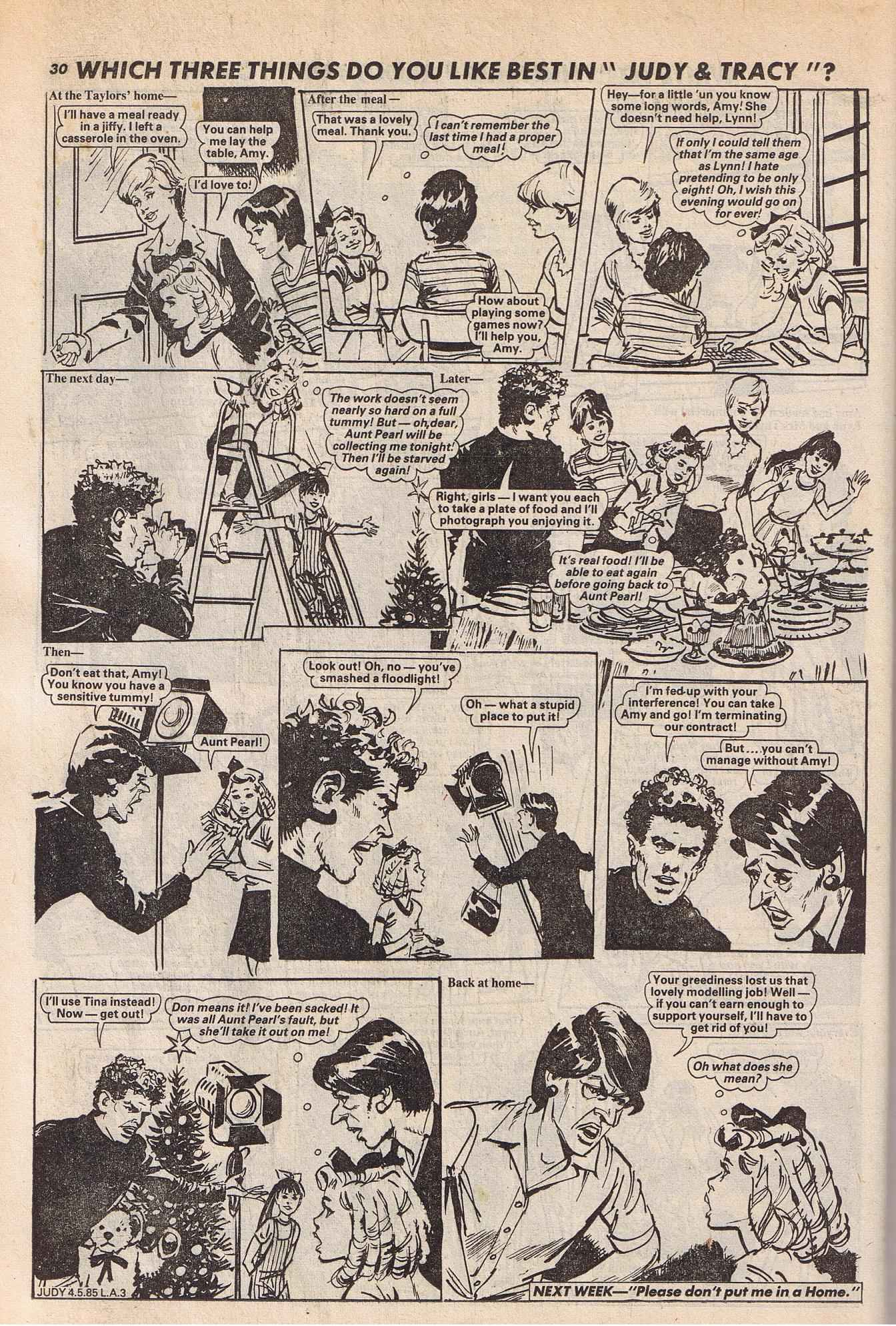 Read online Judy comic -  Issue #1321 - 30