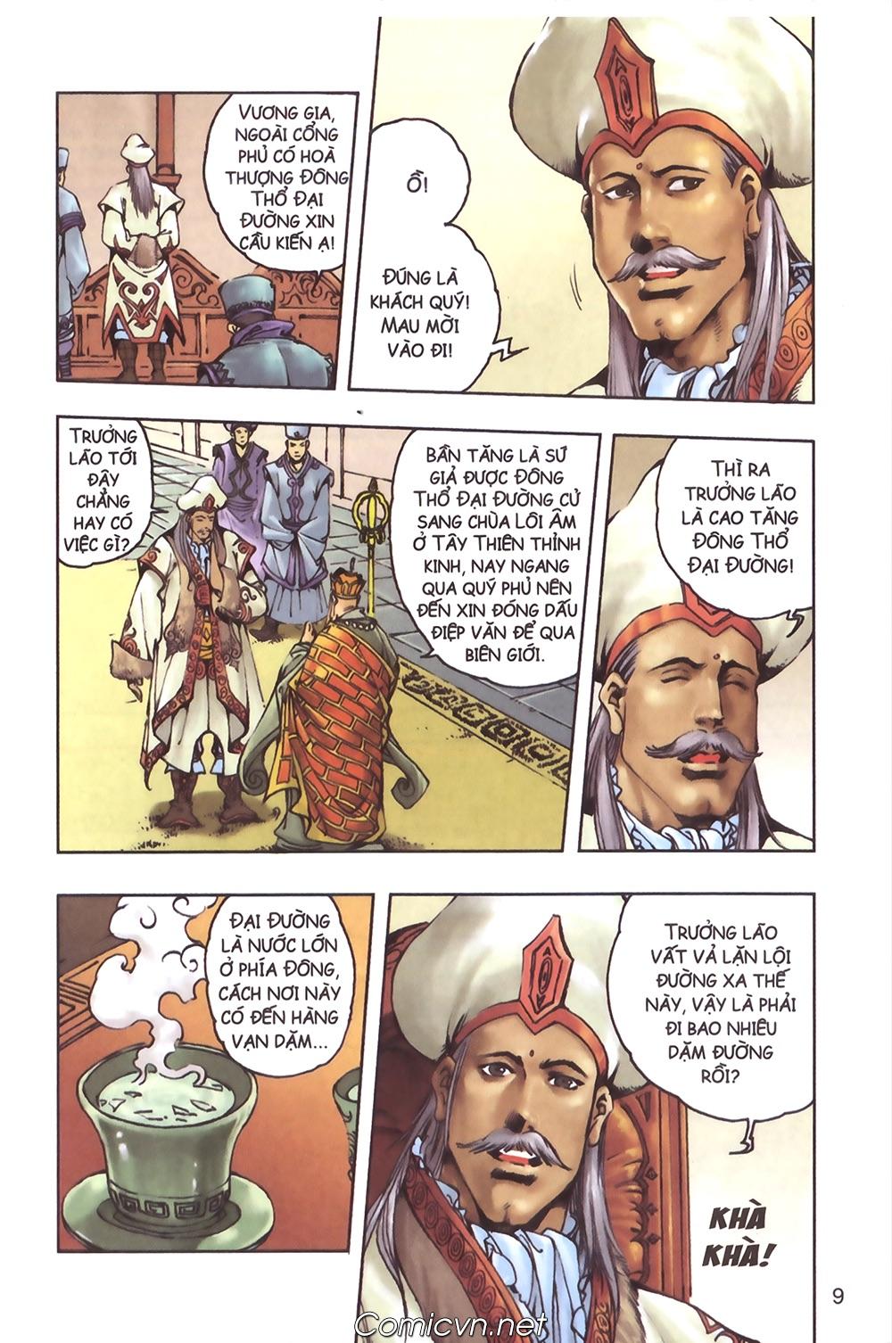 Tây Du Ký màu - Chapter 124 - Pic 6