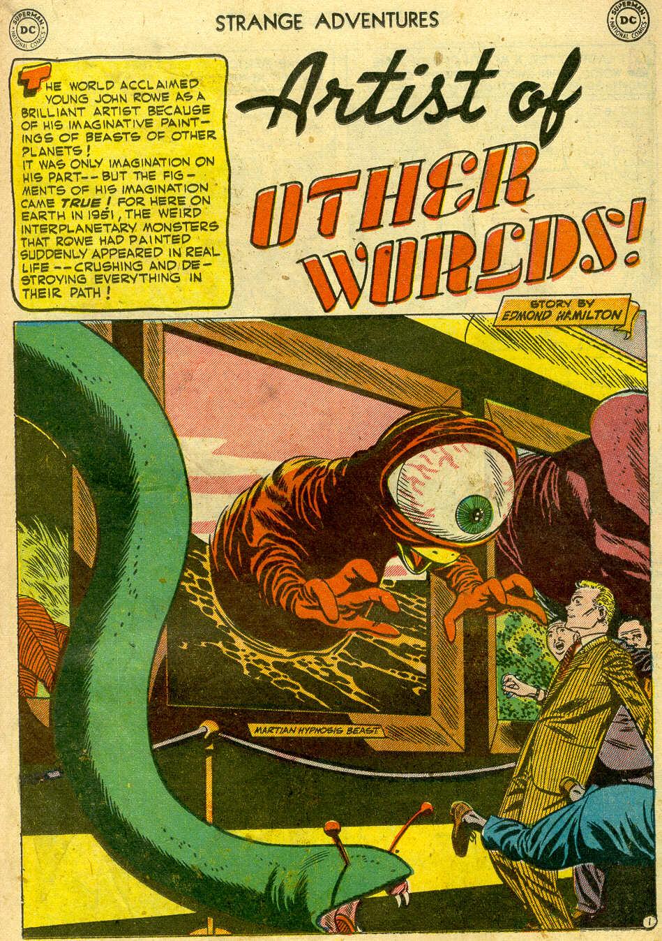 Strange Adventures (1950) issue 13 - Page 13