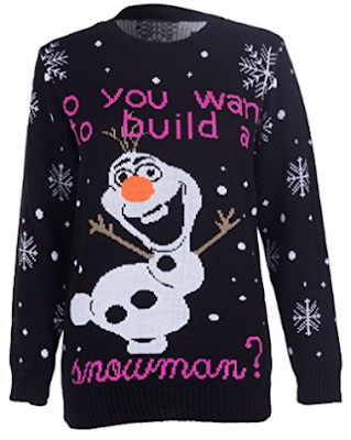 Disney Olaf Christmas Jumper