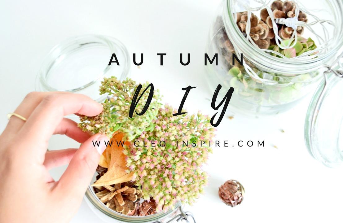 dekoracje na jesien