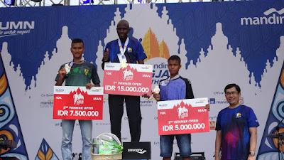 Mandiri Jogja Marathon 2019 Prambanan