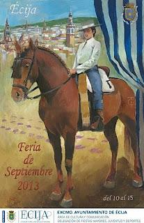 Feria de Ecija 2013 - Antonio Prieto
