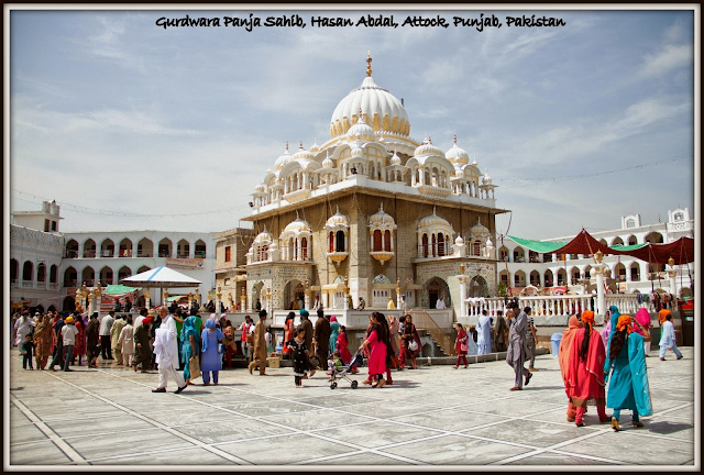 Historical Gurudwara Sikh Temple Hassan Abdal Attock Punjab Pakistan HD Wallpaper Photo & Pics