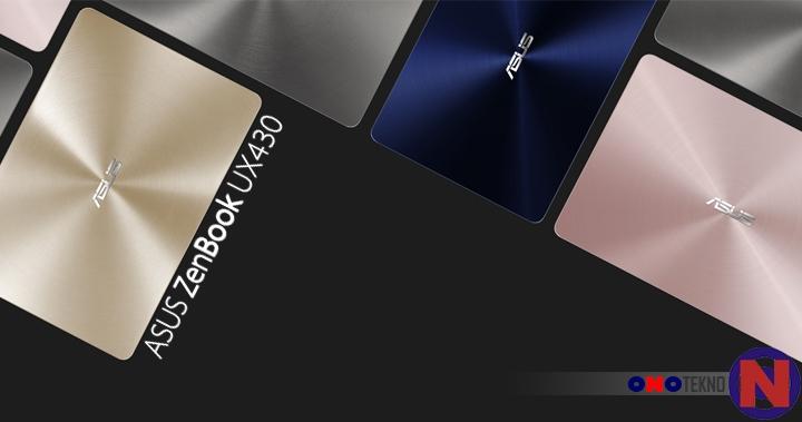 "NoteBook Terbaru Lini ZenBook "" ASUS ZenBook UX430 """