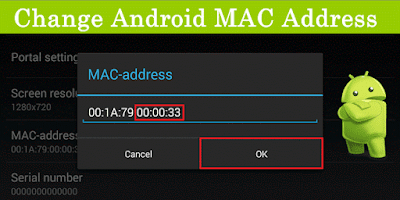 How To Change MAC Address On Android Phones