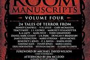 Gaming Events 2019 - OUT NOW: The Black Room Manuscripts Volume Four, ed. by J.R. Park and Tracy Fahey (The Sinister Horror Company, 2018) - infogaming7.blogspot.com
