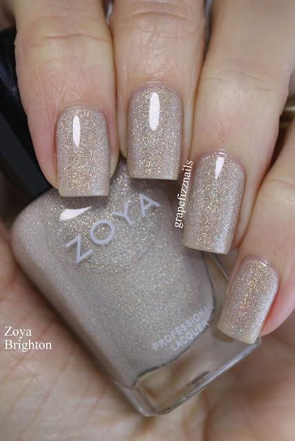 Zoya Brighton, Winter Holos