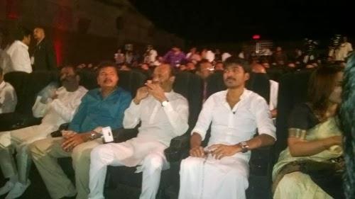 Rukmini Vijayakumar Kochadaiyaan Kochadaiyaan Audio Lau...