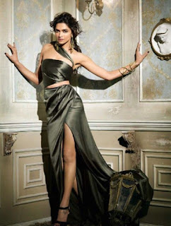Gorgeous Deepika Padukone Hot Dress