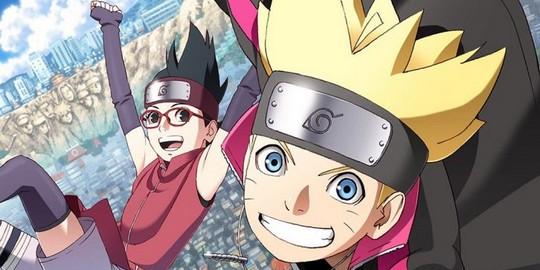 Boruto - Naruto Next Generations, Actu Japanime, Japanime, Studio Pierrot, TBS,