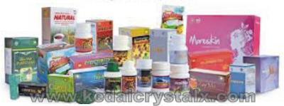 paket produk kesehatan nasa