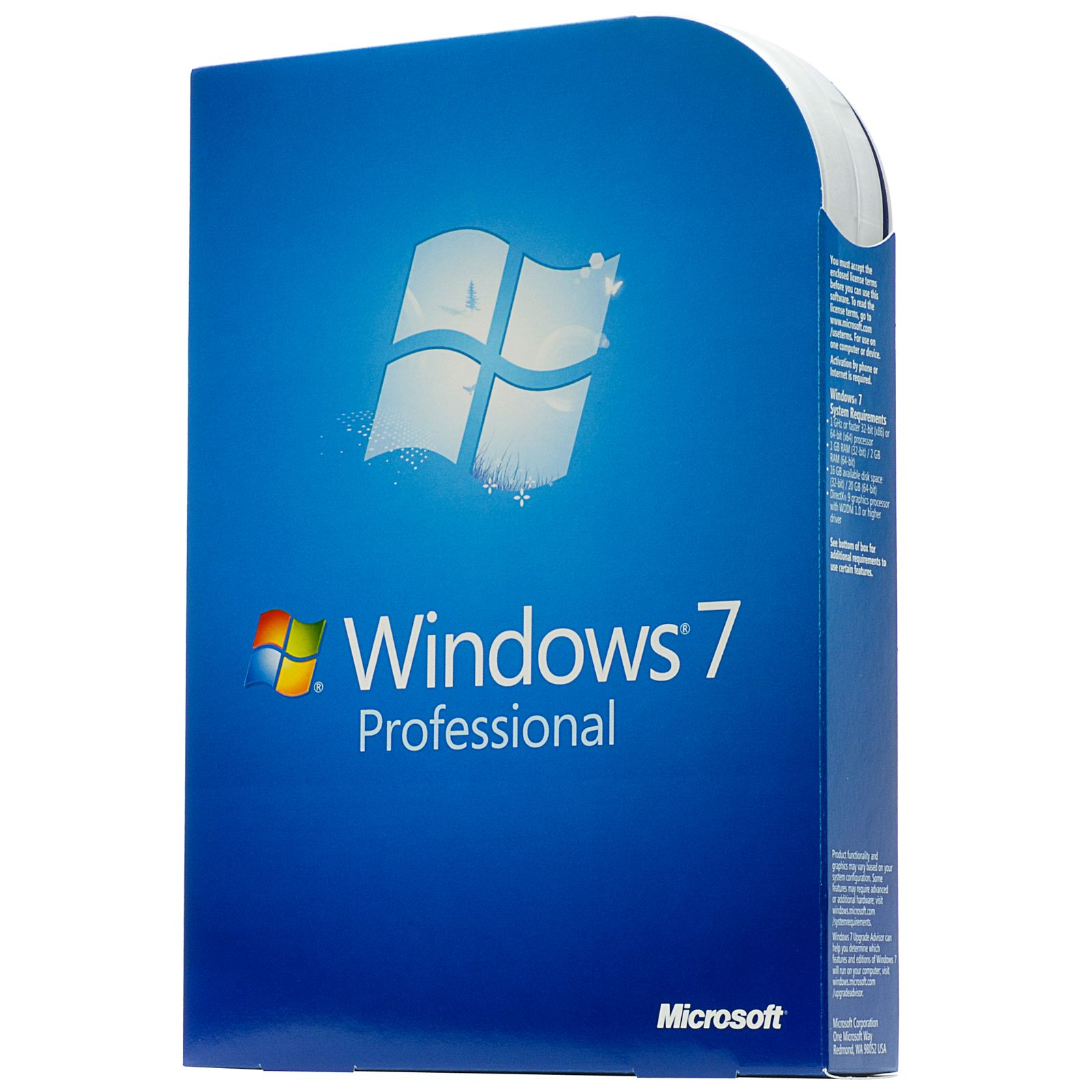 how to download windows 7 professional 64 bit