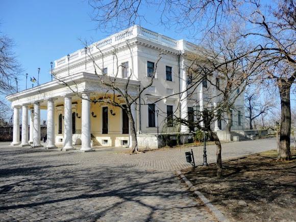 Одесса. Воронцовский дворец 1820-е г.