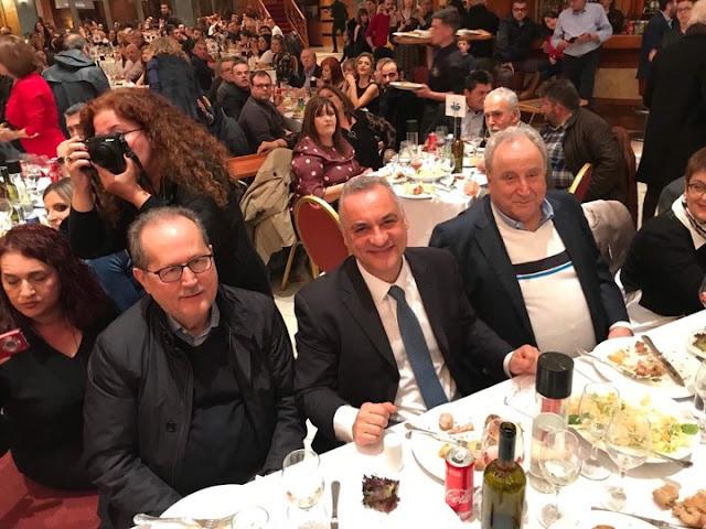 Πρωτοβουλία για την Πελοπόννησο: Ο Παν. Νίκας στον Άσσο, το Ξυλόκαστρο και την Κόρινθο