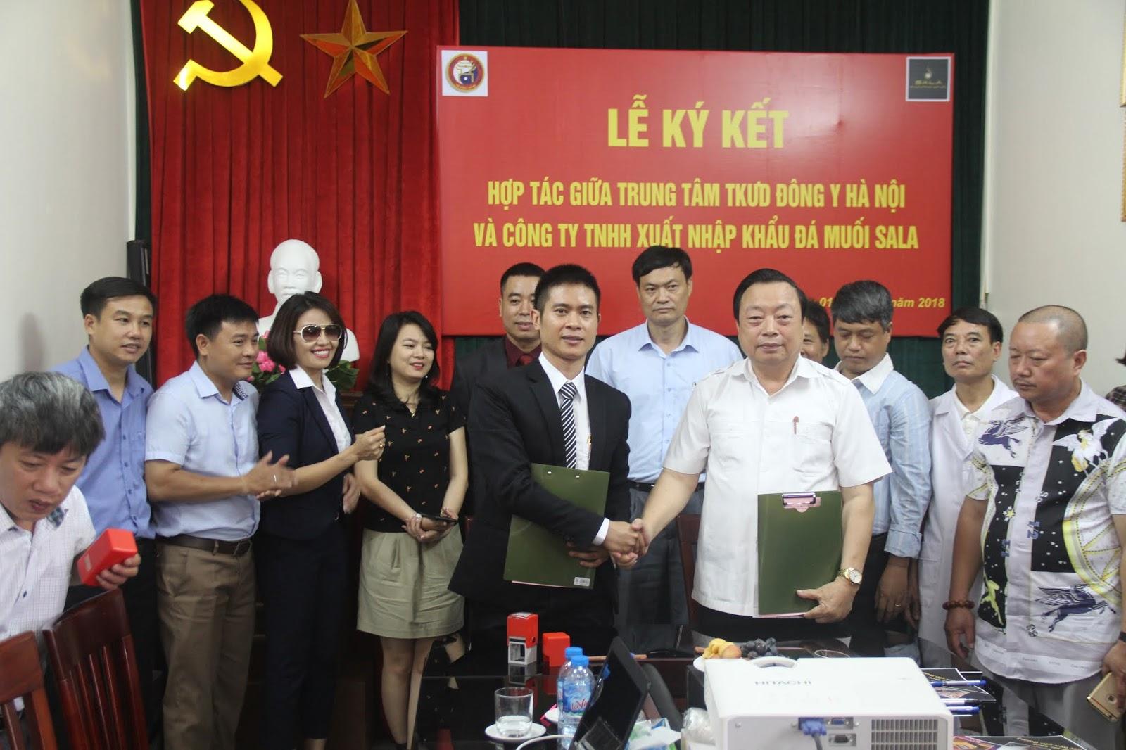 lế ký kết hợp tác