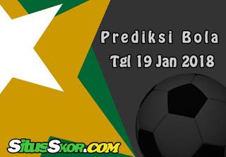 Prediksi Libya vs Nigeria 19 Januari 2018