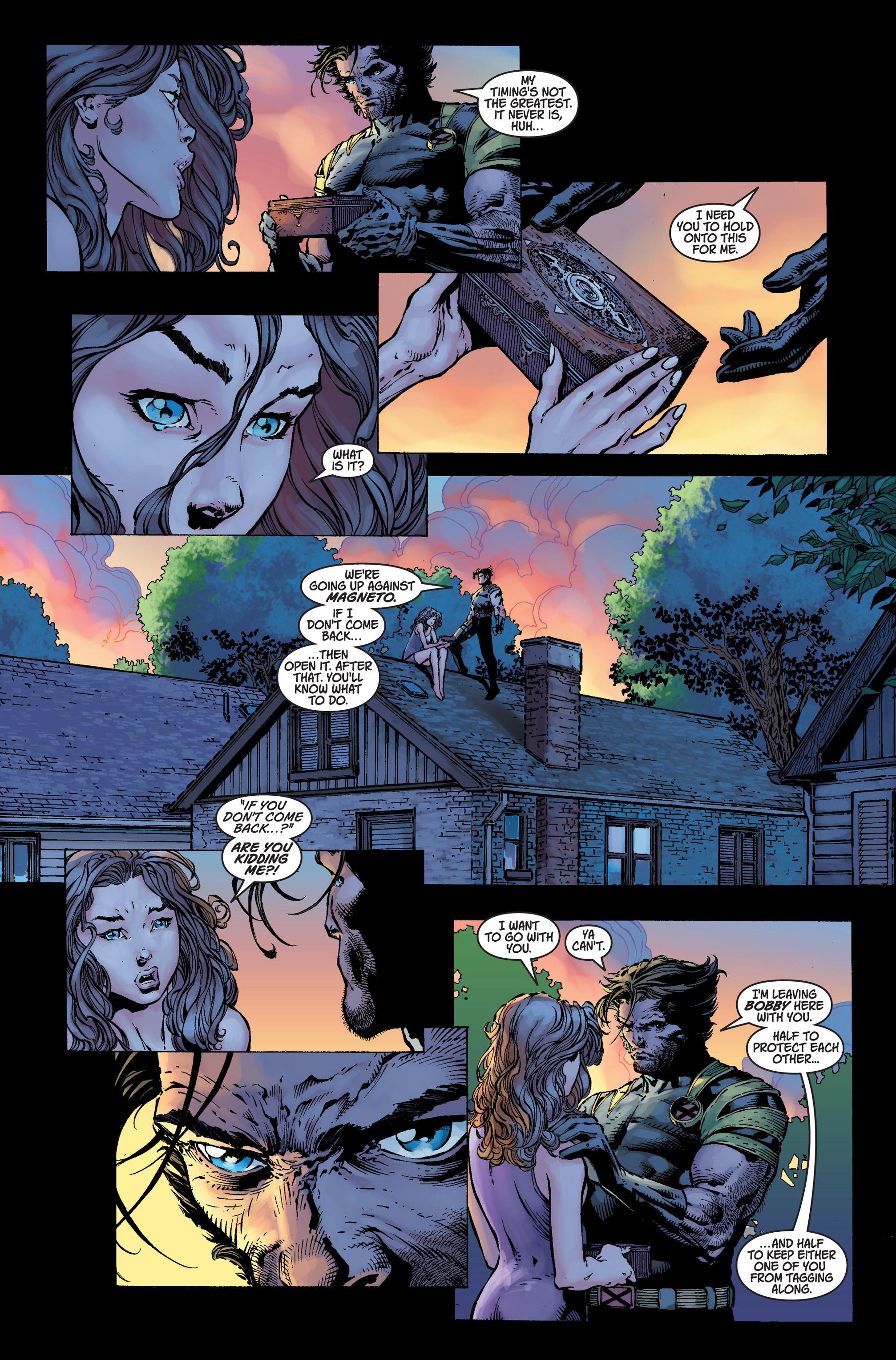 Read online Ultimatum comic -  Issue #4 - 15