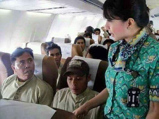 Pasutri Dipaksa Turun Dari Pesawat Citylink dan Uang Tiket Dikembalikan, Ini Sebabnya