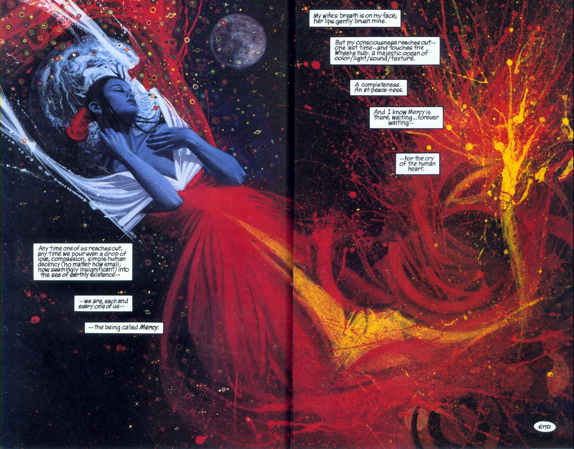 Read online Mercy comic -  Issue # Full - 61