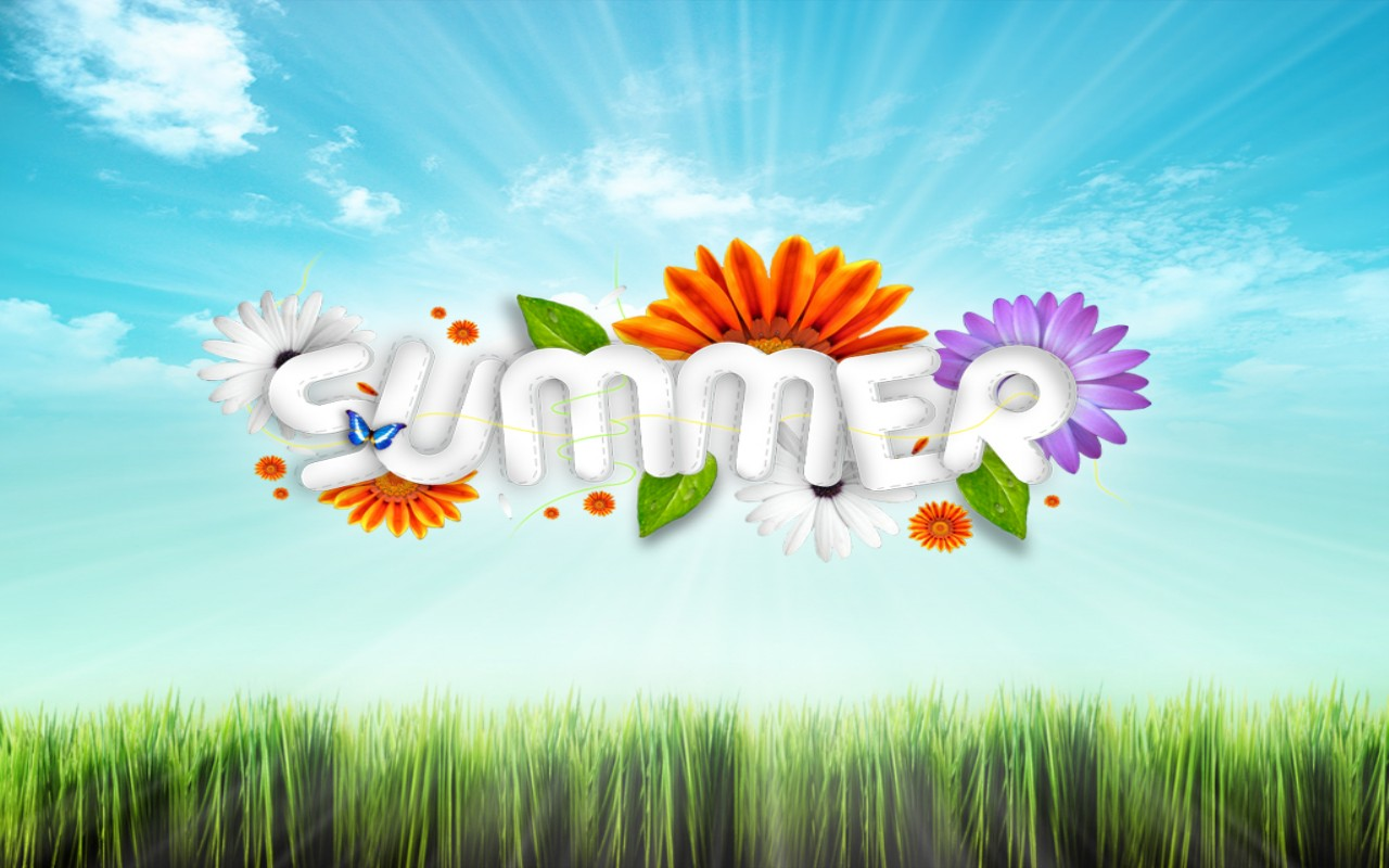 35+ Get Inspired For Summer Wallpaper Download Free - Summer Background
