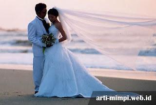Arti mimpi melihat teman menikah