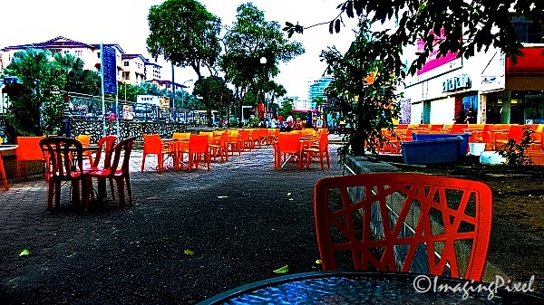 Mobile Photography, The Seats Are All Yours 05