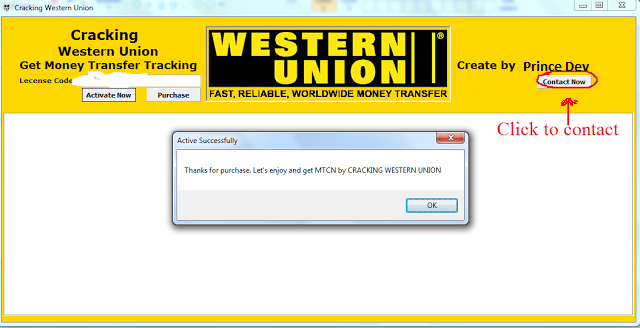 WELCOME TO JOINT HACKERS: Western Union Database hacking