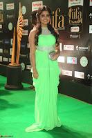 Anupama Parameshwaran cute beauty in Neon Green gown at IIFA Utsavam Awards 2017  Day 2  HD Exclusive 10.JPG