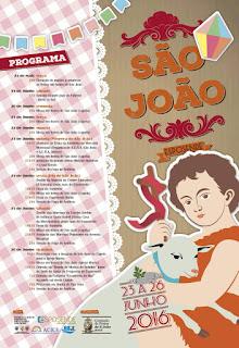 Programa São João de Esposende 2016
