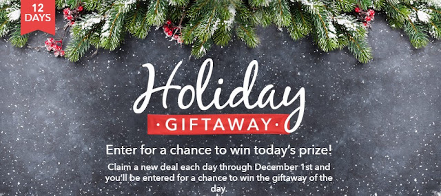 RETAILMENOT HOLIDAY SWEEPSTAKES