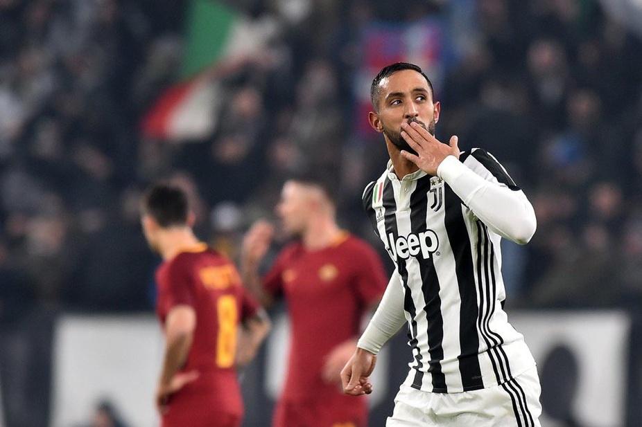 Juventus-Roma: risultato deciso da Benatia. Juve in scia del Napoli in classifica