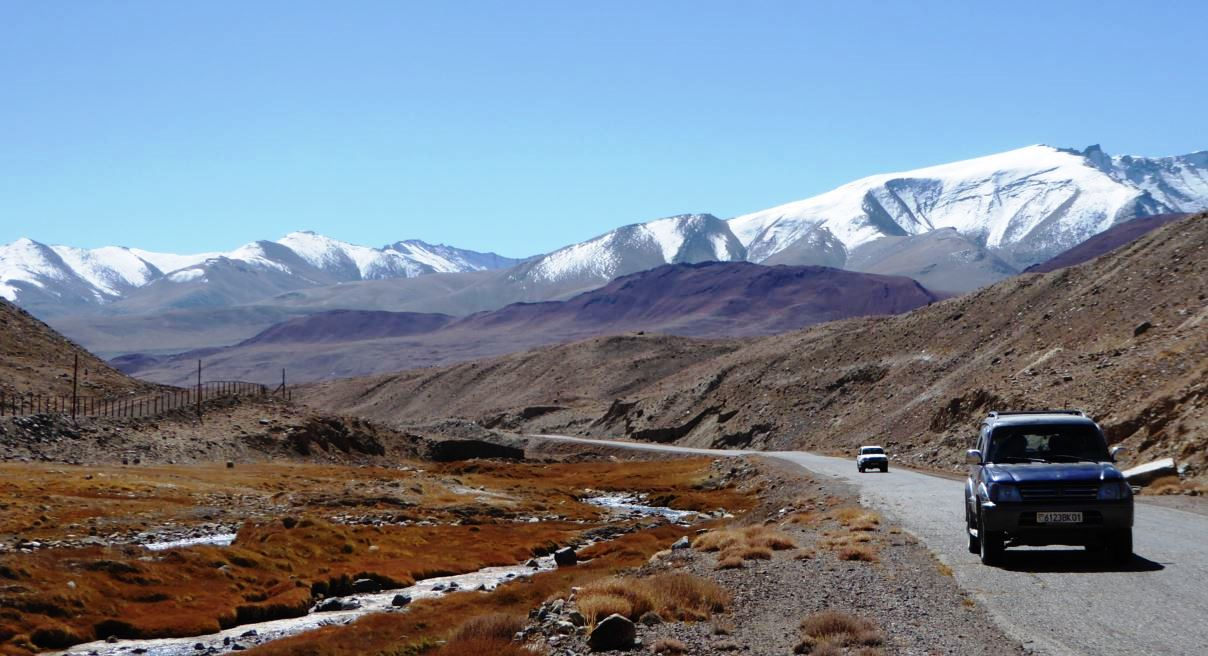pamir mountains silk road - photo #6