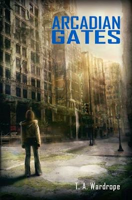 Interview with T.A. Wardrope, author of Arcadian Gates - March 17, 2015
